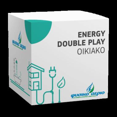 Οικιακό Energy Double Play Ρεύμα & Αέριο